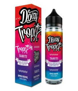 Doozy Vape Co Tahiti Shortfill