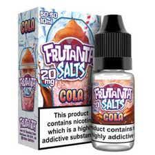 Cola Nicotine Salt by Frutanta Frozen