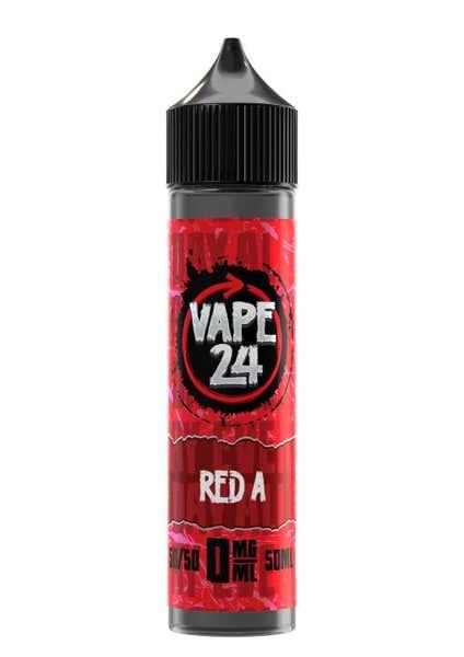 Red A Shortfill by Vape 24