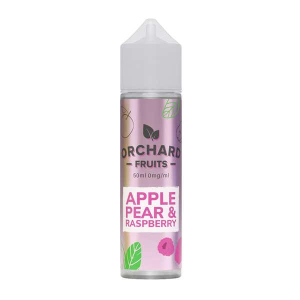 Apple, Pear & Raspberry Shortfill by Orchard Fruits