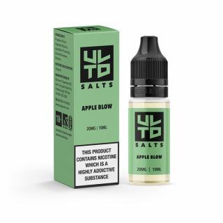 ULTD Apple Blow Nicotine Salt