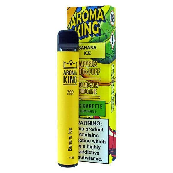 Banana Ice Disposable by Aroma King