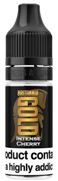 Intense Cherry Regular 10ml by Britannia Gold