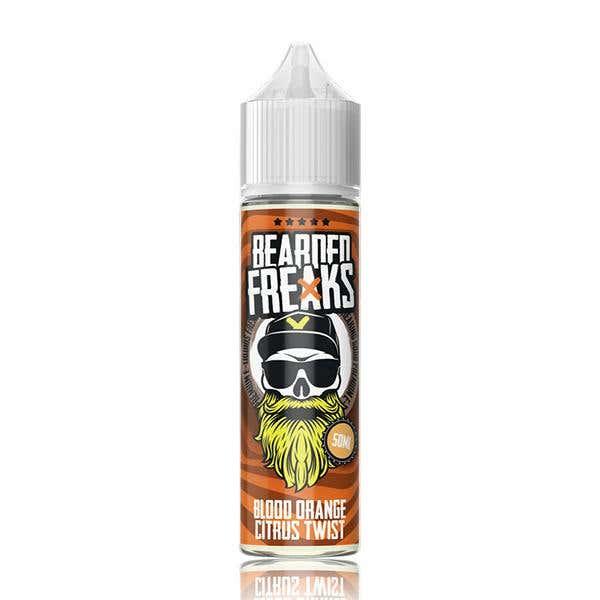 Blood Orange Citrus Twist Shortfill by Bearded Freaks