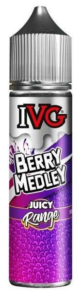 Berry Medley Shortfill by IVG