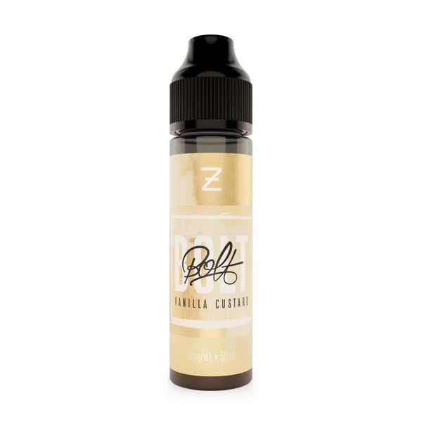 Vanilla Custard Shortfill by Bolt