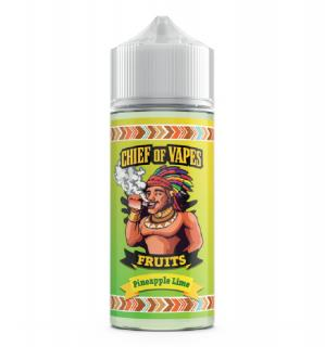 Chief Of Vapes Pineapple Lime Shortfill
